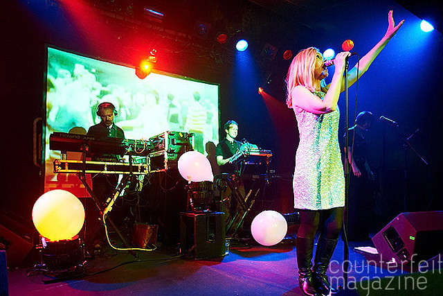 Saint Etienne25316 | Saint Etienne and Stereo Venus: The Leadmill, Sheffield