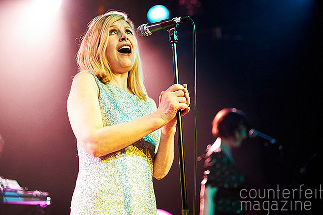 Saint Etienne25630 | Saint Etienne and Stereo Venus: The Leadmill, Sheffield