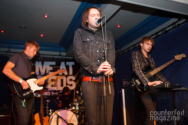 The Chevin The Faversham | Live at Leeds 2012