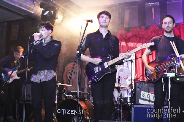 Citizens 4 | Citizens!, Driftrun, Swim Deep & This Party Kills: Soyo, Sheffield