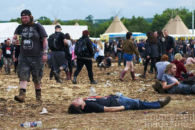 Download Festival Goers200 | Download Festival 2012: Donington Park