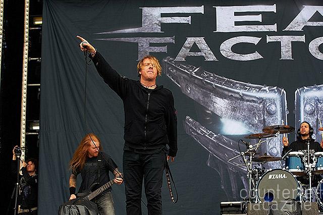 Fear Factory242 | Download Festival 2012: Donington Park