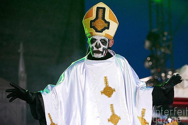 Ghost134 | Download Festival 2012: Donington Park