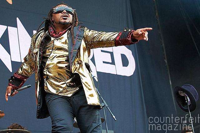Skindred143 | Download Festival 2012: Donington Park