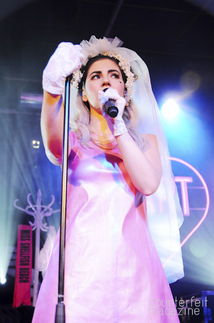 Marina and the Diamonds The Leadmill Sheffield 30.06.12 Andy Cook 3 | Marina and The Diamonds and Meredith Sheldon: The Leadmill, Sheffield