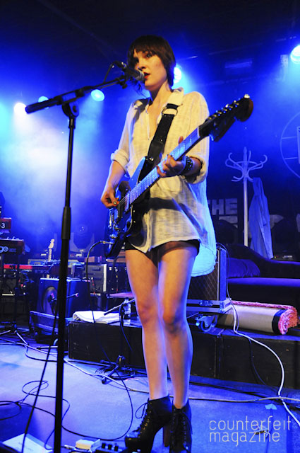 Meredith Sheldon The Leadmill Sheffield 30.06.12 Andy Cook 2 | Marina and The Diamonds and Meredith Sheldon: The Leadmill, Sheffield