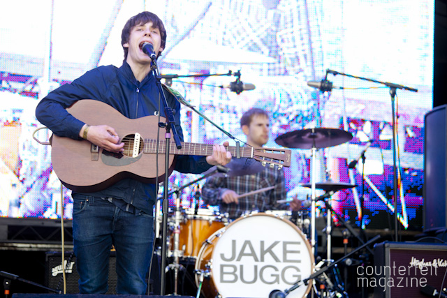 Jake Bugg Y Not Festival 20125 | Y Not Festival: Pikehall Farm, Matlock.