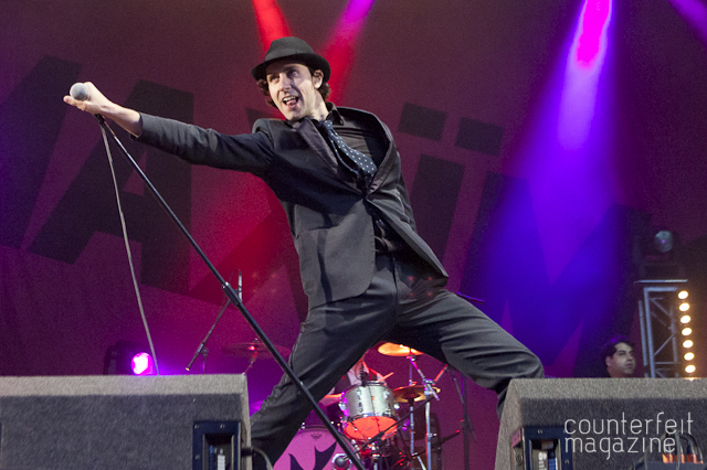 Maximo Park Kendal Calling 20127 | Kendal Calling 2012: Lowther Deer Park, Penrith