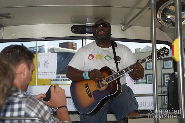 StevePapaEdwards BuskersBus GaryWolstenholme171 | Tramlines 2012: Part Two