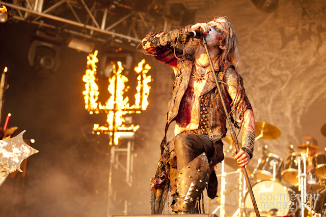 Watain Ronnie James Dio Stage Bloodstock 2012 Photos Jamie Boynton15 | Bloodstock Open Air 2012: Catton Hall, Derbyshire