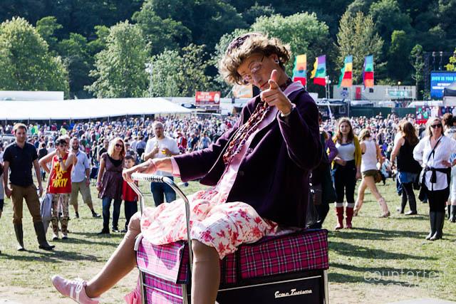 Granny Bingley Music Live | Bingley Music Live 2012: Myrtle Park
