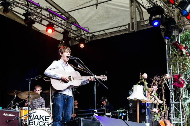 Jake Bugg Bingley Music Live | Bingley Music Live 2012: Myrtle Park