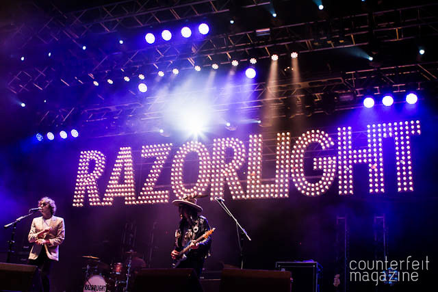 Razorlight Bingley Music Live | Bingley Music Live 2012: Myrtle Park