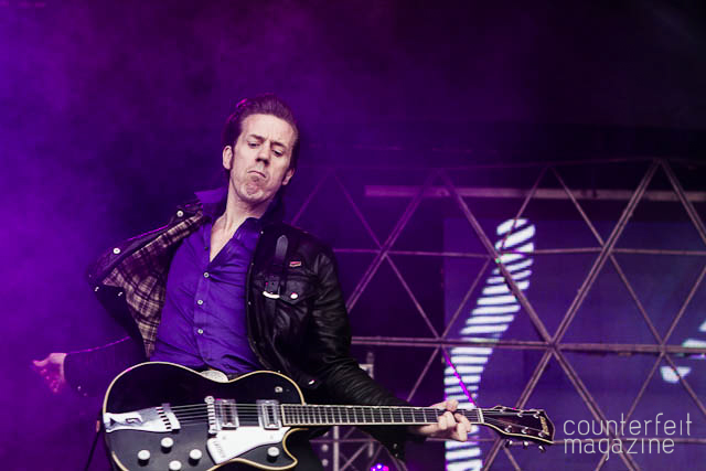 The Jim Jones Revue Bingley Music Live 3 | Bingley Music Live 2012: Myrtle Park