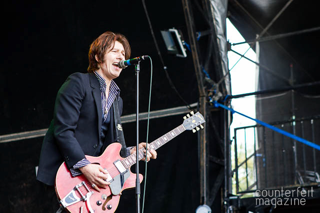 The Jim Jones Revue Bingley Music Live | Bingley Music Live 2012: Myrtle Park