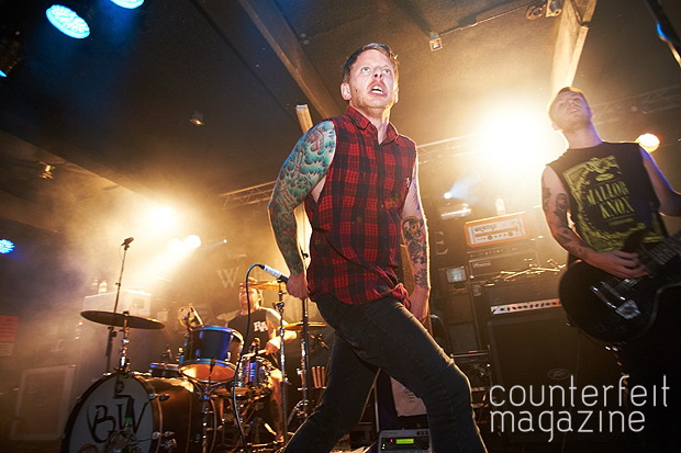 Polar10970 | While She Sleeps, Bleed From Within, Crossfaith, Polar and In Arms: Corporation, Sheffield