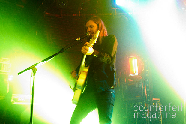 BandofSkulls0066 | Band of Skulls and Folks: The Leadmill, Sheffield