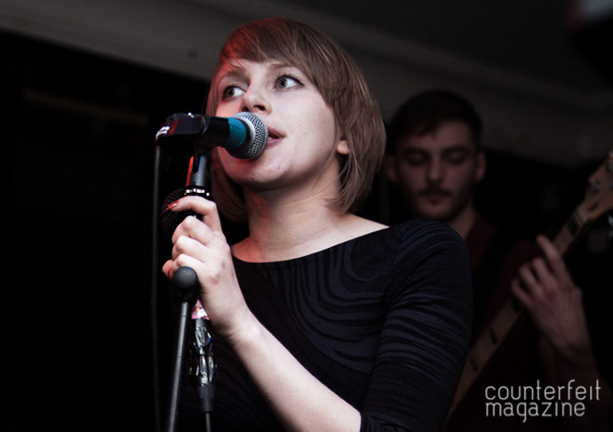 The Harley Rolo Tomassi 131 | Rolo Tomassi, Kappa Gamma and Blood Sport: The Harley, Sheffield