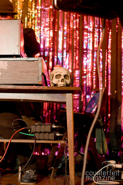 Queens Social Club Eccentronic Research Council 9 | Eccentronic Research Council: Queens Social Club, Sheffield