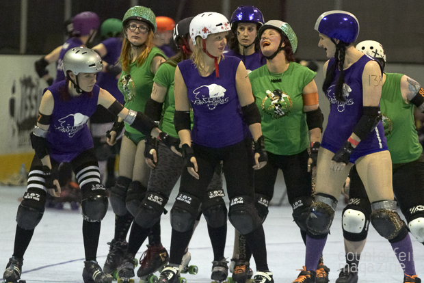 Roller Derby 1 | Good Vibrations: Skate Central, Sheffield