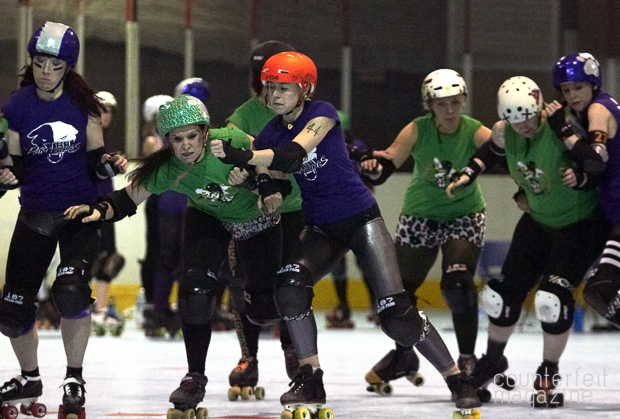 Roller Derby 2 | Good Vibrations: Skate Central, Sheffield