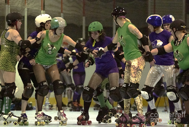 Roller Derby 3 | Good Vibrations: Skate Central, Sheffield