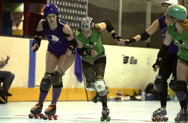Roller Derby 4 | Good Vibrations: Skate Central, Sheffield