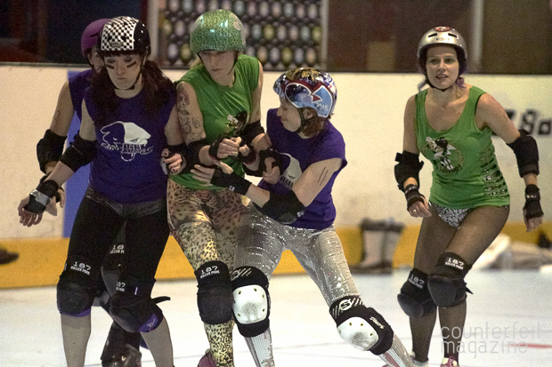 Roller Derby 5 | Good Vibrations: Skate Central, Sheffield