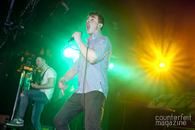 Don Broco Corporation Sheffield 4 | Don Broco & Mallory Knox: Corporation, Sheffield