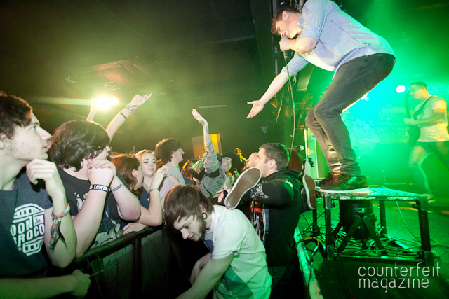 Don Broco Corporation Sheffield 5 | Don Broco & Mallory Knox: Corporation, Sheffield