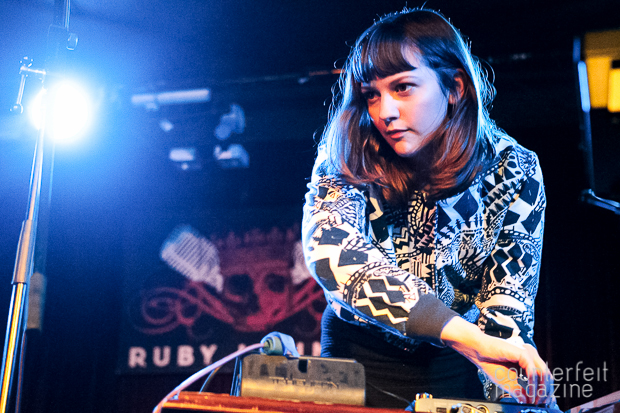 Ruby Lounge Conquering Animal Sound 6 | Chvrches: Ruby Lounge, Manchester
