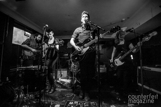 The Harley My First Tooth 4 | Screaming Maldini (Album Launch): The Harley, Sheffield