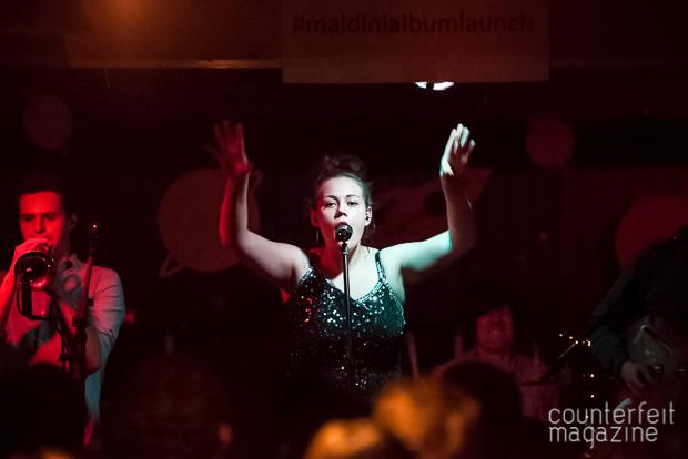 The Harley Screaming Maldini 7 | Screaming Maldini (Album Launch): The Harley, Sheffield