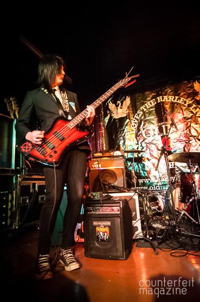 Queens Social Club Ming City Rockers 2 | Palma Violets: Queens Social Club, Sheffield