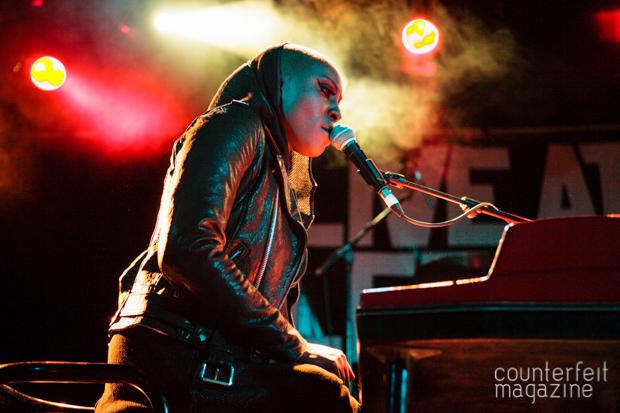 Met University Laura Mvula 1 | Live At Leeds: Various Venues, Leeds