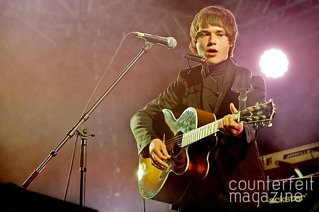 BigTop John Lennon M52215 | Richard Hawley, Tom Hickox and John Lennon McCullagh: Under The Big Top, Sheffield