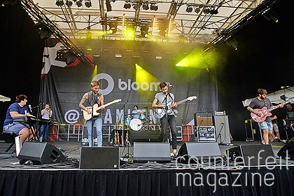 ElizaandtheBear Devgreenl GaryWolstenholme 53615 | Tramlines Saturday: In photos