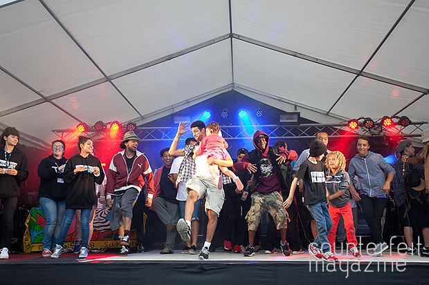 Hiphop and RB Showcase The Peace Gardens51 | The weekend that was Tramlines 2013