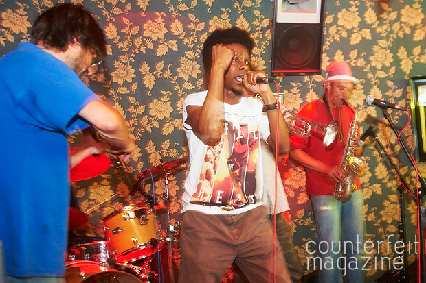 Mega Squad The Bowery Jenn McCambridge0171 | Tramlines: Friday