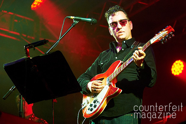 Richard Hawley UTBT0194 | Richard Hawley, Tom Hickox and John Lennon McCullagh: Under The Big Top, Sheffield