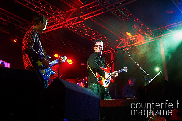 Richard Hawley UTBT0251 | Richard Hawley, Tom Hickox and John Lennon McCullagh: Under The Big Top, Sheffield