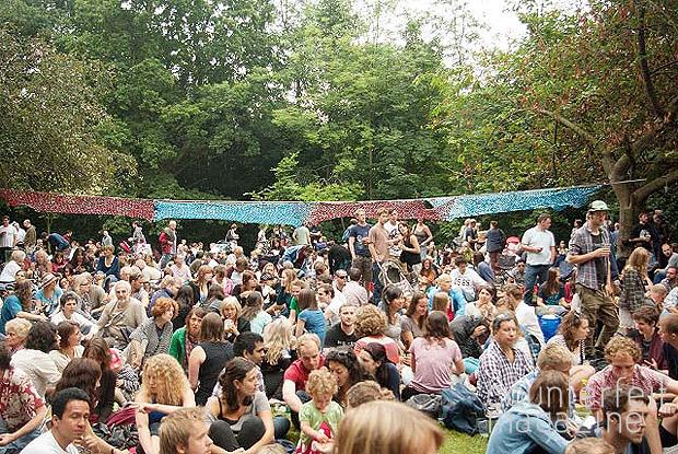 The folk forest2 rob aldam | Tramlines 2013