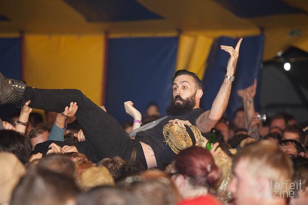 Dan Le Sac Vs Scroobius Pip YNOT Festival 20139 | Y Not Festival 2013: Derbyshire