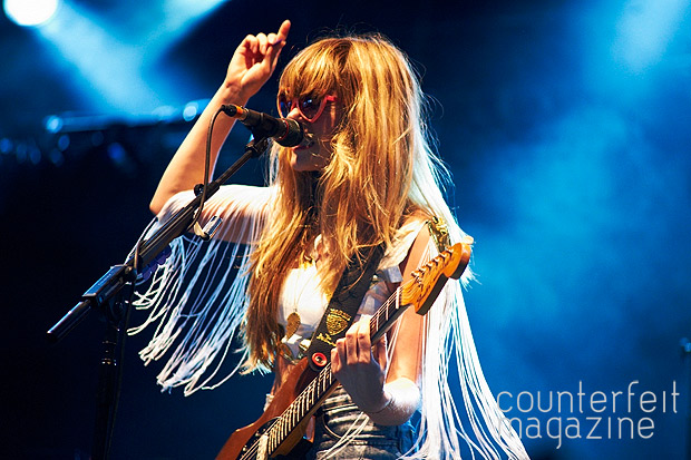 Deap Vally LeedsFestivalD2 Jenn McCambridge822 | Leeds Festival 2013: Photo Special   Day 2