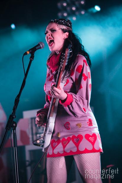 Leeds Festival Kate Nash 2 | Leeds Festival 2013