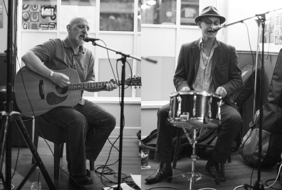 LI1 3129b | Dave McKinley & Friends: Al's Dime Bar, Bradford