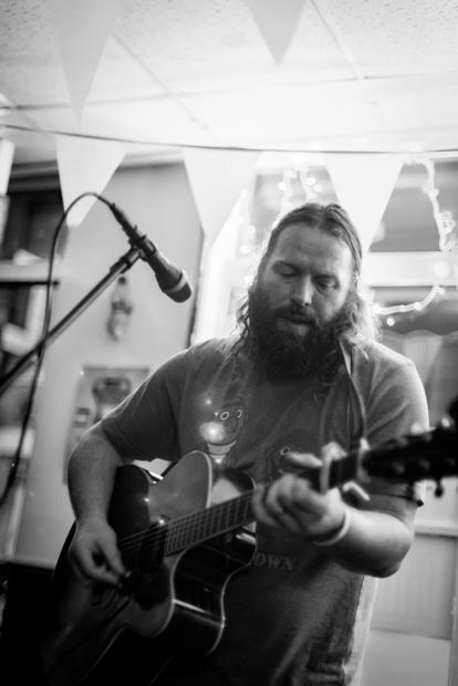 LI1 3130 | Dave McKinley & Friends: Al's Dime Bar, Bradford
