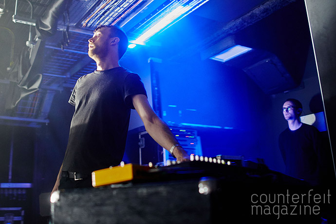 65dos 29173   65daysofstatic and Thought Forms: The Foundry, Sheffield University