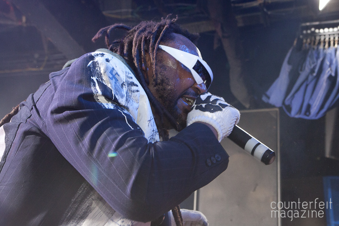 Skindred The Leadmill Sheffield101 | Skindred, Soil and Viza: Leadmill, Sheffield