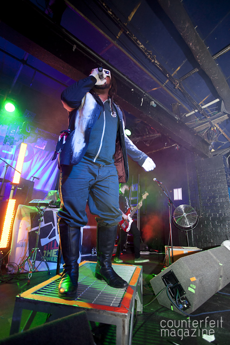 Skindred The Leadmill Sheffield111 | Skindred, Soil and Viza: Leadmill, Sheffield